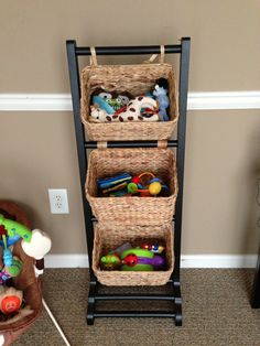 Toy organizer for living room-HC