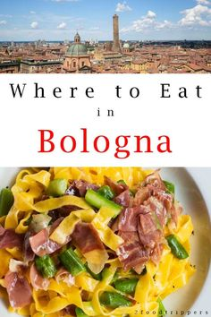 Bologna Food Guide – The Best Bologna Restaurants, Cafes and Markets, TRAVEL, Wondering where to eat in Bologna Italy? Check out our favorite places to eat in Bologna including the best Bologna restaurants, cafes and markets. Bologna Food, Bologna Italy, Amalfi, Positano, Italy Destinations, Honeymoon Destinations, Things To Do In Italy, Drinking Around The World, Italy Travel Tips