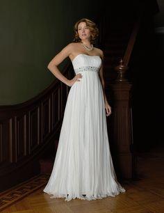 $118 AUS White Chiffon Bridal Gown Prom Ball Deb Evening Bridesmaid Wedding Dress Custom