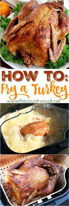 20 Best Turkey Fryer Images On Pinterest Cooking Recipes Ducks