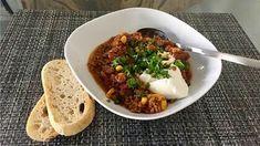 Ein super leckeres und einfaches Rezept für Chili con Carne a la Western Style!