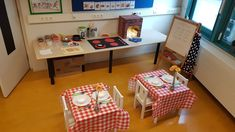 Restaurant, Dramatic Play, Playroom, Pancakes, Stage, Education, School, Home Decor, Kids