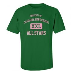 Cascadia Montessori School - Redmond, WA | Men's T-Shirts Start at $21.97