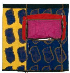 Artist-Claude Viallat Galerie Daniel Templon