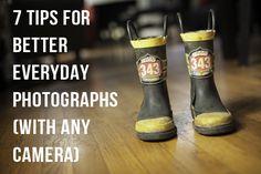 7 tips for better everyday photographs