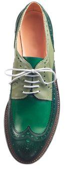 Robert Clergerie brogues, $750, select Barneys New York stores