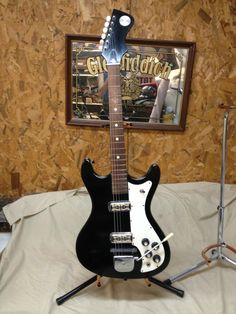1966 Kay TRUETONE Electric Guitar Great Vintage Condition Plays Sounds Great | eBay
