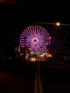 4/6/19 Seaside Heights, Ferris Wheel, Fair Grounds, Travel, Viajes, Destinations, Traveling, Trips
