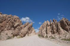 Quebrada de las Flechas - Valle Calchaquíes (Salta)