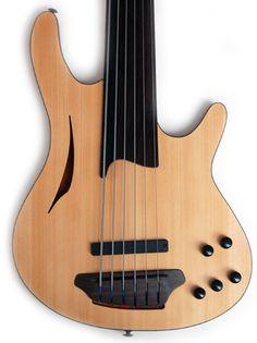 Shuker Bass Artist Bass Guitar Gallery