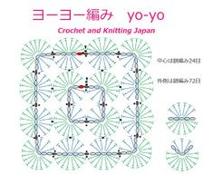 Motifs Granny Square, Granny Square Crochet Pattern, Crochet Blocks, Crochet Chart, Crochet Motif, Crochet Stitches, Crochet Granny, Knit Crochet, Crochet Patterns