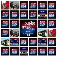 Test your memory with our new Buzzed Driving Is Drunk Driving match game. It's a fun reminder to keep the roads safe this 4th of July holiday.