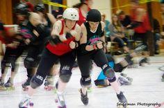 CGRG vs MOKAN March 29, 2014. http://capegirardeaurollergirls.com/