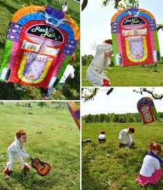 Elvis Party with Lots of Fun Ideas via Kara's Party Ideas | KarasPartyIdeas.com #MusicParty #PartyIdeas #Supplies (3)