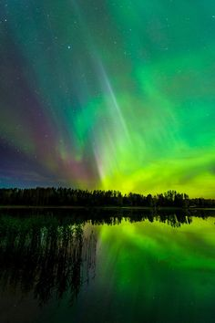 Auroras - Sammatti, South Finland