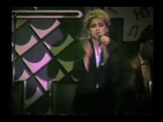 Madonna (1980) LIVE at the Danceteria in New York. Fabulous video-Madonna at the very, very beginning of her career (1st  single, 1st time live).  RAW ENERGY. AWESOME!! - Google Search