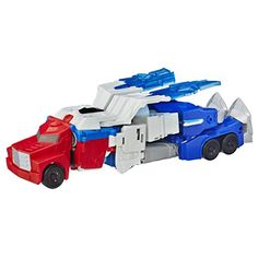 Transformers: Robots in Disguise Power Surge Optimus Prime and Aerobolt - Toys 4 My Kids