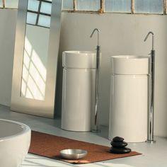 Elio Floor Standing Basin Mixer