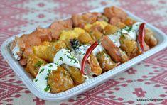 reteta sarmale pas cu pas Romanian Food, Shrimp, Bacon, Food And Drink, Meat, Cooking, Healthy, Mariana, Breads