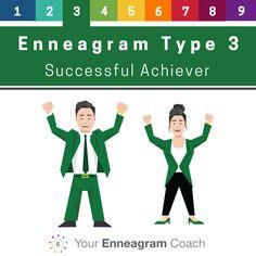 Enneagram type 3 dating