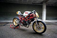 Image result for custom Ducati monster
