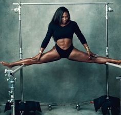 Serena's Photos For 'NY Magazine' Are Life Goals, Body Goals And Every Other Goal
