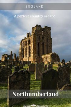 Northumberland really is the perfect English country escape! Our guide has recommendations for things to do in Northumberland, where to stay and more. #Northumberland
