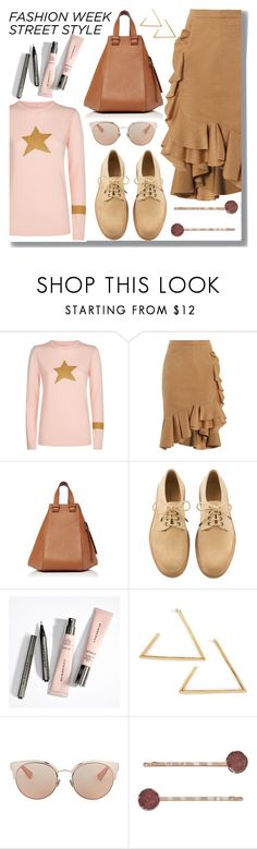 """Street Style"" by drigomes ❤ liked on Polyvore featuring Bella Freud, Givenchy, Loewe, Christian Dior and LC Lauren Conrad"