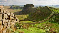 Hadrian's Wall. #bucketlist