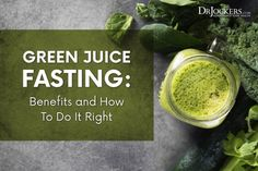 Liver Cleanse Detox Green Juice Fasting: Benefits for Liver, Kidneys and Skin Health - Green juice fasting is an incredible strategy to heal your body and improve your overall health. Learn the benefits and how to do a green juice fast right! Detox Diet Drinks, Detox Juice Cleanse, Detox Juice Recipes, Detox Juices, Liver Cleanse, Cleanse Recipes, Green Juice Benefits, Feta Salat, Veggie Juice