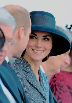 Forever in love with the way Kate looks at William ❤ #iwannalookatsomeonelikethat