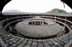 """El """"mundo perdido"""" de Yongding, en China"""