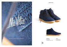 Cmyk Shoe Co. Products catalog FW 14.15 on Behance