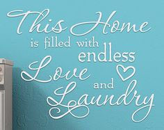 This home is filled with endless love and by GrabersGraphics