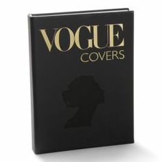 Vouge Covers.  I'd love to have this.  What a great coffee table book.
