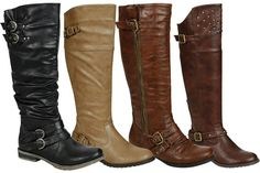 Want all these boots!