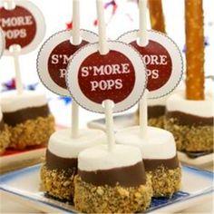 Wedding Ideas » Wedding S'more Bar Ideas — Water-mouthing Dessert Bar Inspiration