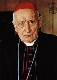József Mindszenty (29 March 1892 – 6 May 1975) was the Prince Primate, Archbishop of Esztergom, cardinal, and leader of the Catholic Church in Hungary from 2 October 1945 to 18 December 1973. For five decades, he personified uncompromising opposition to fascism and communism in Hungary in support of religious freedom