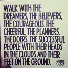 walk with #quotes