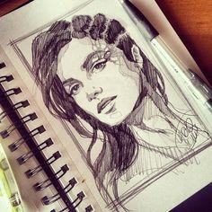 Sketchbook No.1 on Behance
