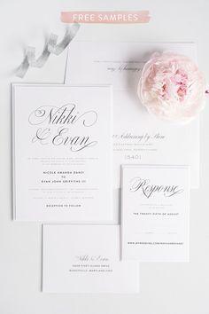 Wedding Invitations: Shine - www.shineweddinginvitations.com/?utm_source=smp&utm_medium=feature&utm_campaign=SMPmay15  Read More: http://www.stylemepretty.com/2015/05/23/shine-wedding-invitations-a-promotion-2/