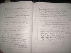 The Commonplace Book or Copywork For Older Students | Charlotte Mason Help