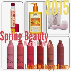 Does it Come in Pink? (Spring beauty worth spending money on) Things To Come, Lips, Bottle, Spring, Beauty, Pie, Beleza, Flask, Cosmetology