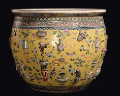 Lot 375 – A large and important porcelain – Fine Chinese Works of Art 28 May 2014
