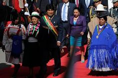 Bolivia Tells President His Time Is Up. He Isnt Listening.