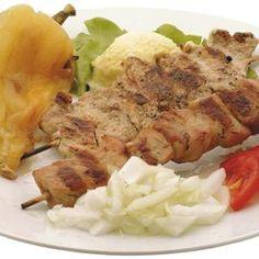 Sertés Razsnyics - Megrendelhető itt: www.hu - A vizuális ételrendelő. Beef, Chicken, Food, Meat, Essen, Meals, Yemek, Eten, Steak