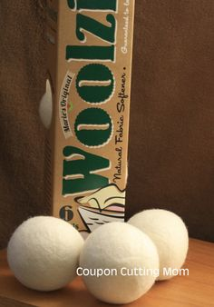 Enter to win these Woolzies 100% Pure Wool Dryer Balls valued at $34.95.