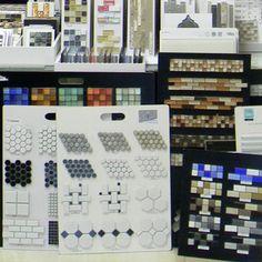 Backsplash Tile in North NJ Backsplash Tile, Wall Tiles, Tile Showroom, Photo Wall, Stone, Frame, Home Decor, Room Tiles, Homemade Home Decor