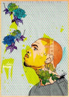 Chris Brown Inkquisitive Illustrations