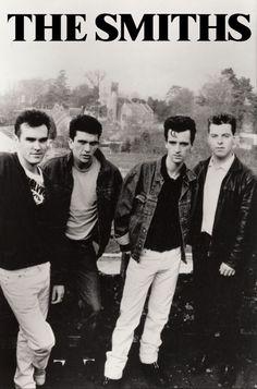 The Smiths - Promo Shot Mini Print A
